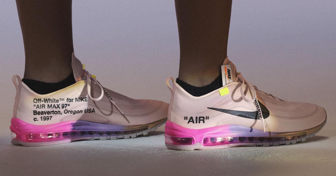 Nike x Virgil Abloh for Serena Williams Air Max 97