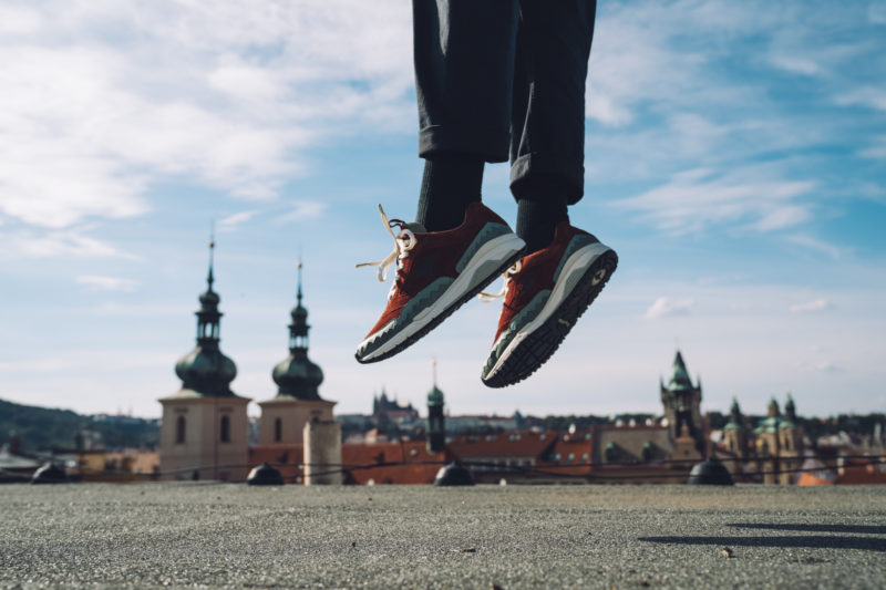 "Footshop x KangaROOS Ultimate 3 - ""The City of a Hundred Spires"""