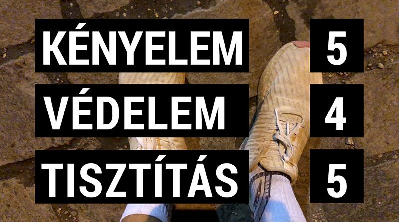 adidas NMD R2 fesztiválos cipőteszt