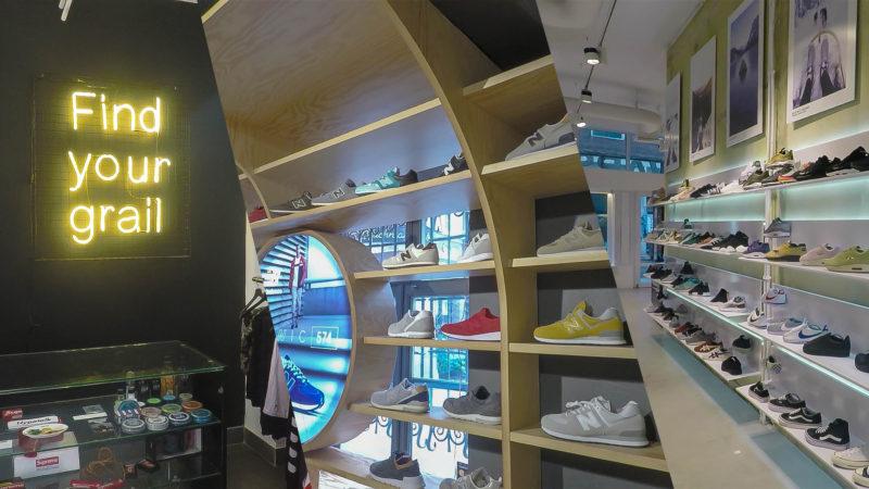 Sneaker Store Check @ Varsó
