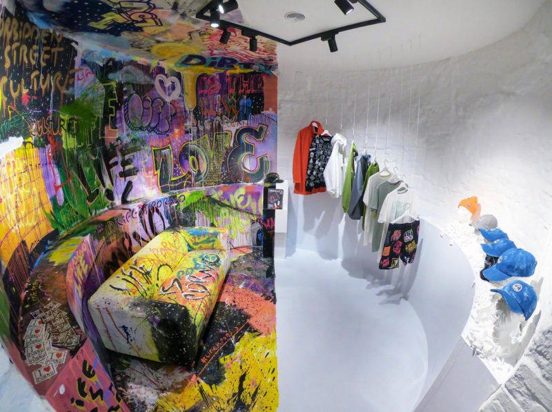 Life Is Porno Pop-Up @ Footshop Budapest