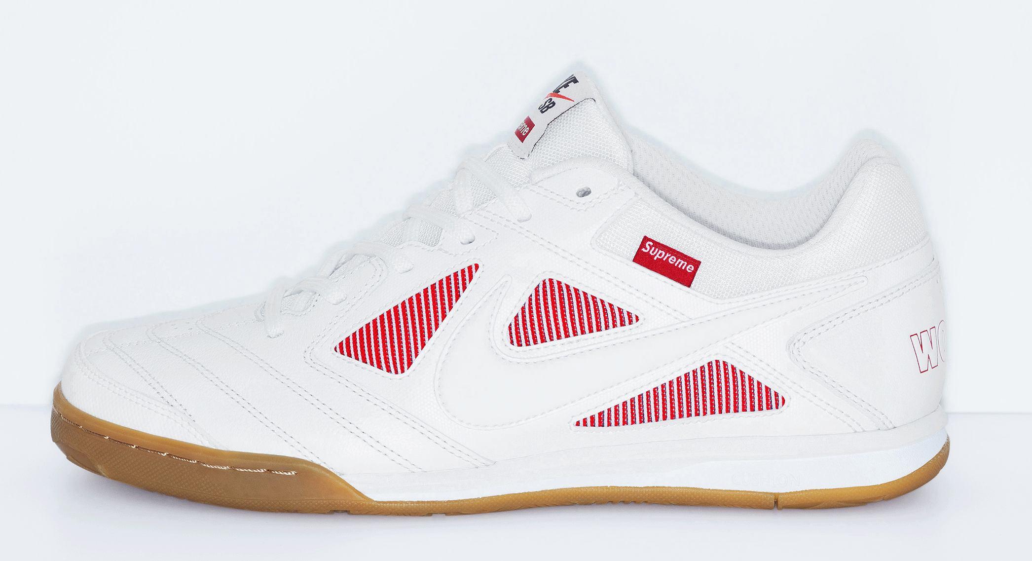 Supreme x Nike SB Gato