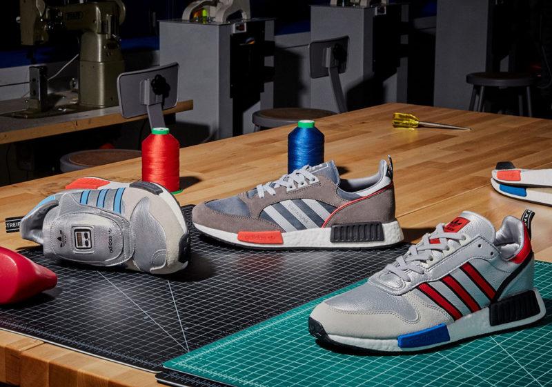 Adidas Micropacer X R1 Férfi Webáruház Adidas Originals