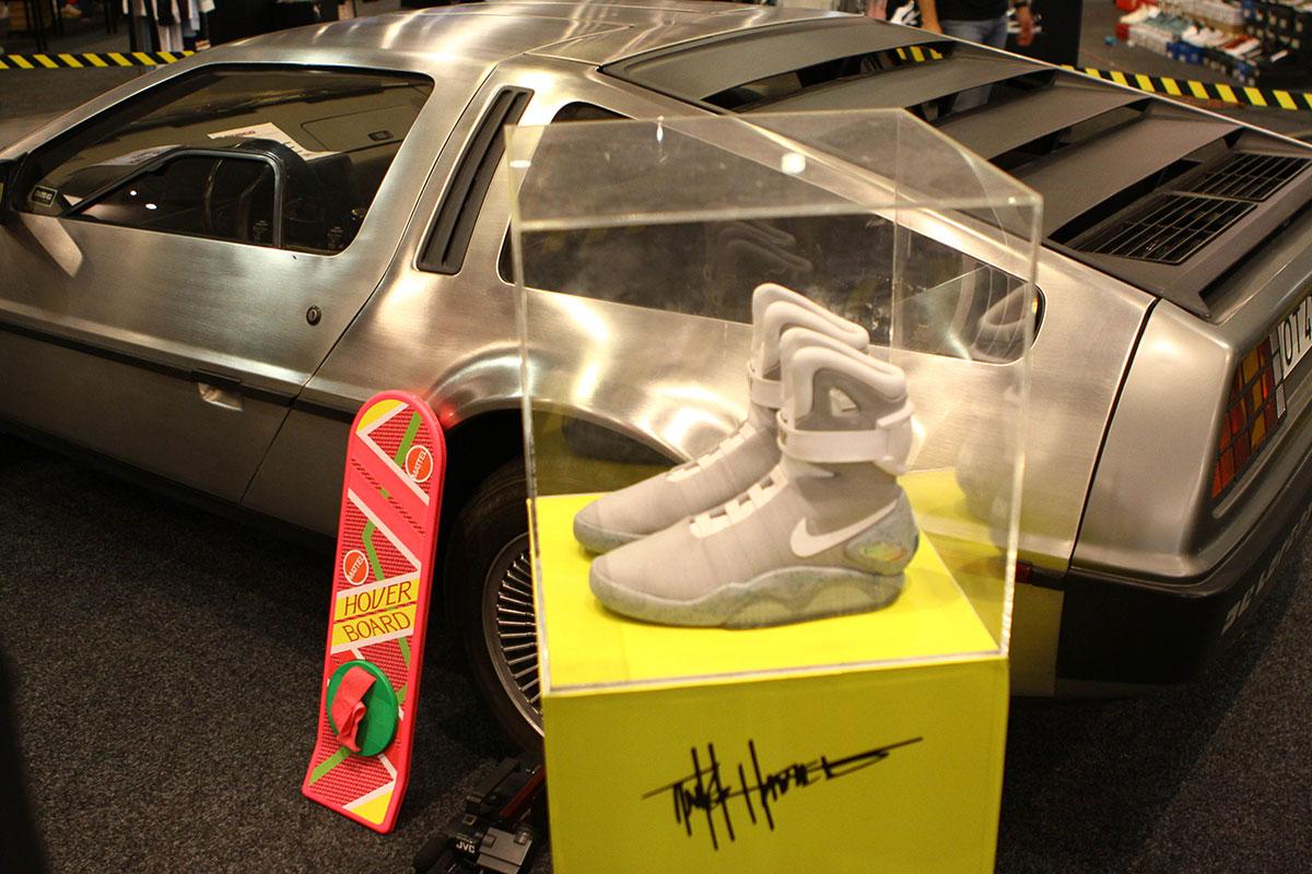 Kicks R Good 08 - Minden együtt: Delorian, Nike Mag és légdeszka