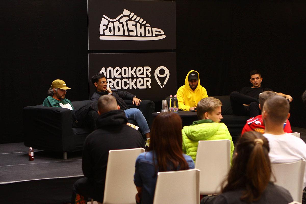 Sneaker Tracker x Footshop Fashiontech @ KRG08