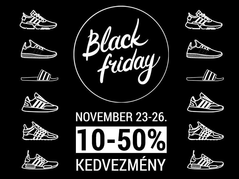 sneakerbox.hu Black Friday: sneakerek és deszkás cipők 10-50% kedvezménnyel (2018.11.23-26.)
