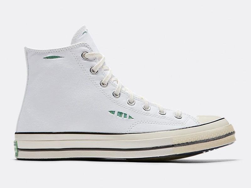 DrWoo x Converse Chuck 70 (Fehér vs Abszint)