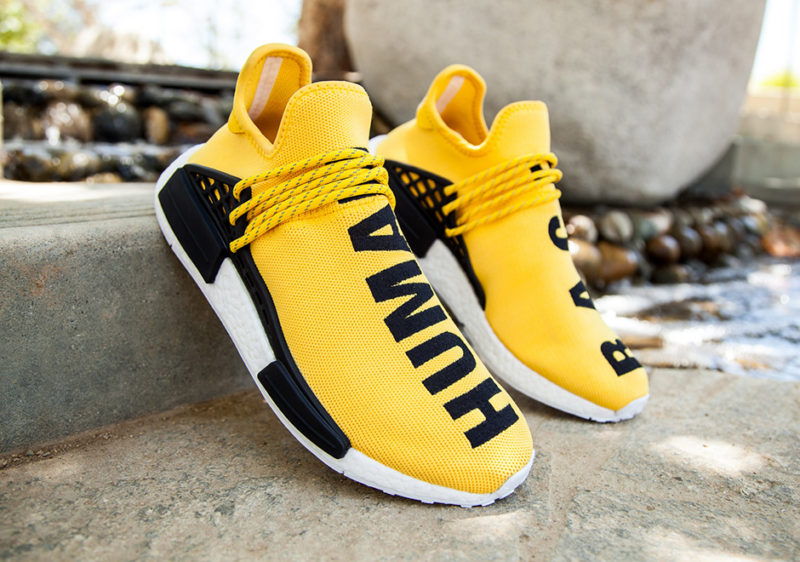 Pharrell x Adidas Human Race NMD 'Pharrell'