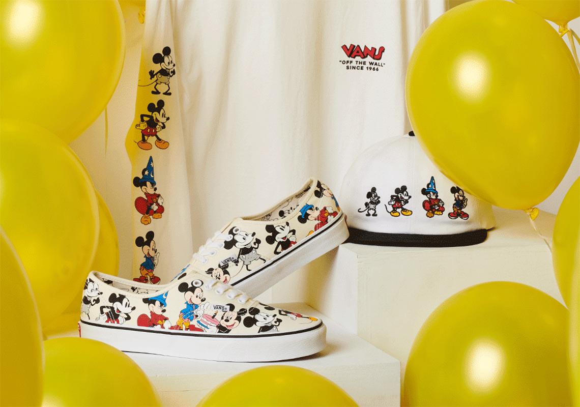 Vans x Disney - Boldog szülinapot Mickey! - sneakerbox.hu blog   shop 0393ec356f