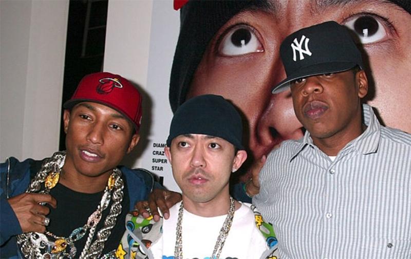 Pharrell_Nigo_Jay-Z