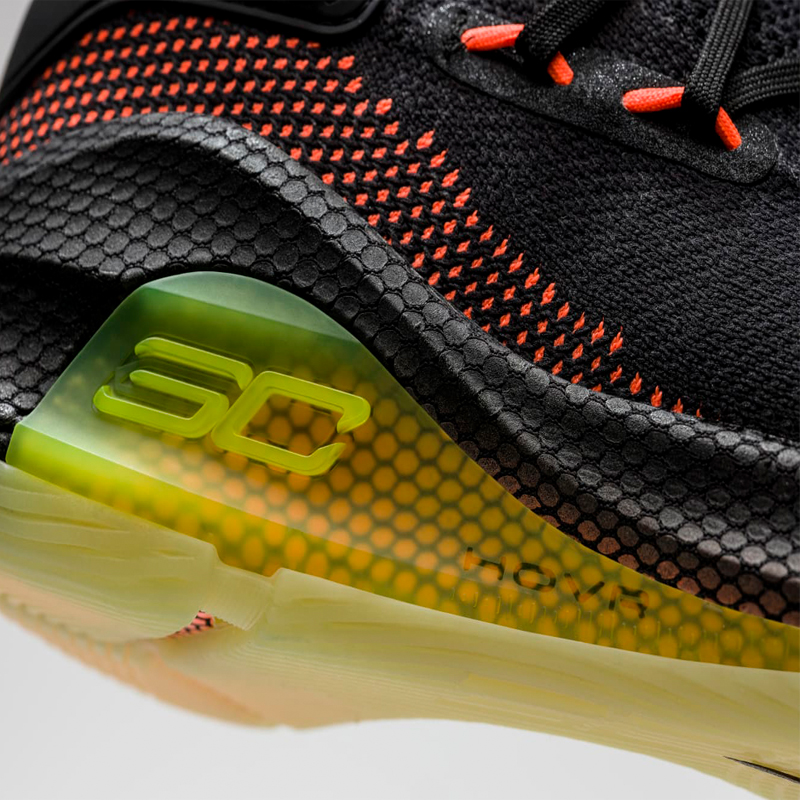 Under Armour Curry 6 Fox Theatre