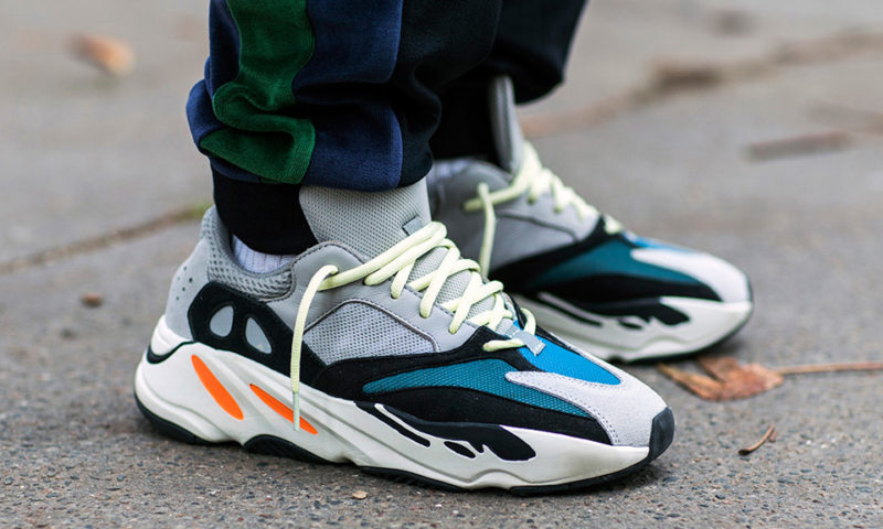 "Adidas Yeezy Boost 700 ""Wave Runner"""