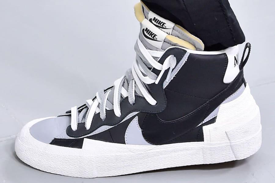 Sacai x Nike FW19