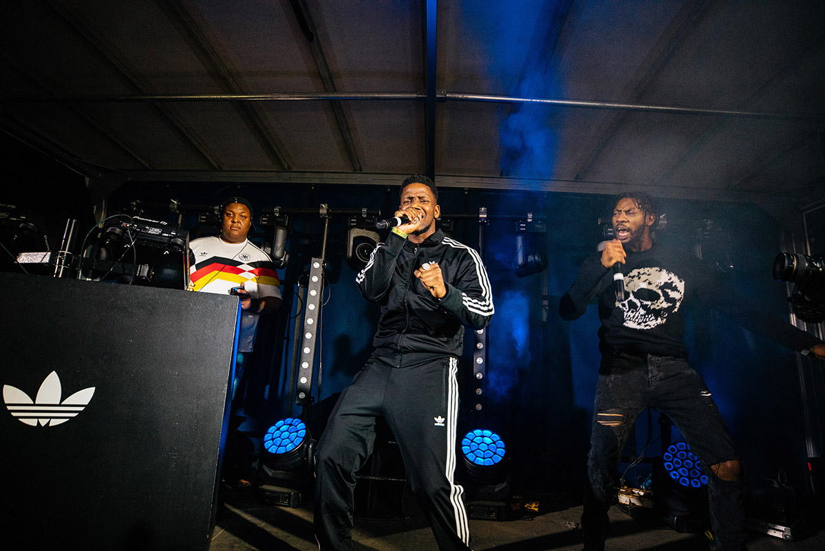 adidas Originals Nite Jogger launch @ London: Never Too Late