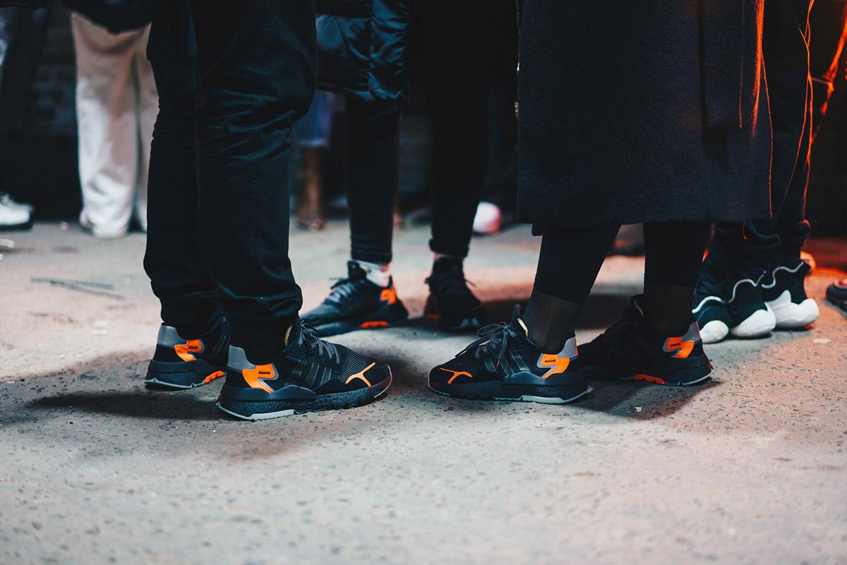 adidas Night Jogger (Fotó: Peter Kováč IG: @kovkou)