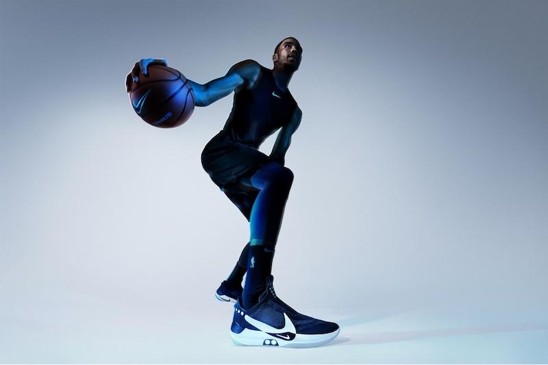 fd2f596956 Jayson Tatum, a Boston Celtics ifjú titánja, a Nike Adapt BB egyik arca
