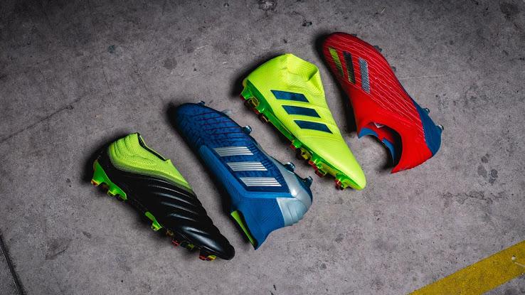 adidas exhibit pack 2019 focicipők