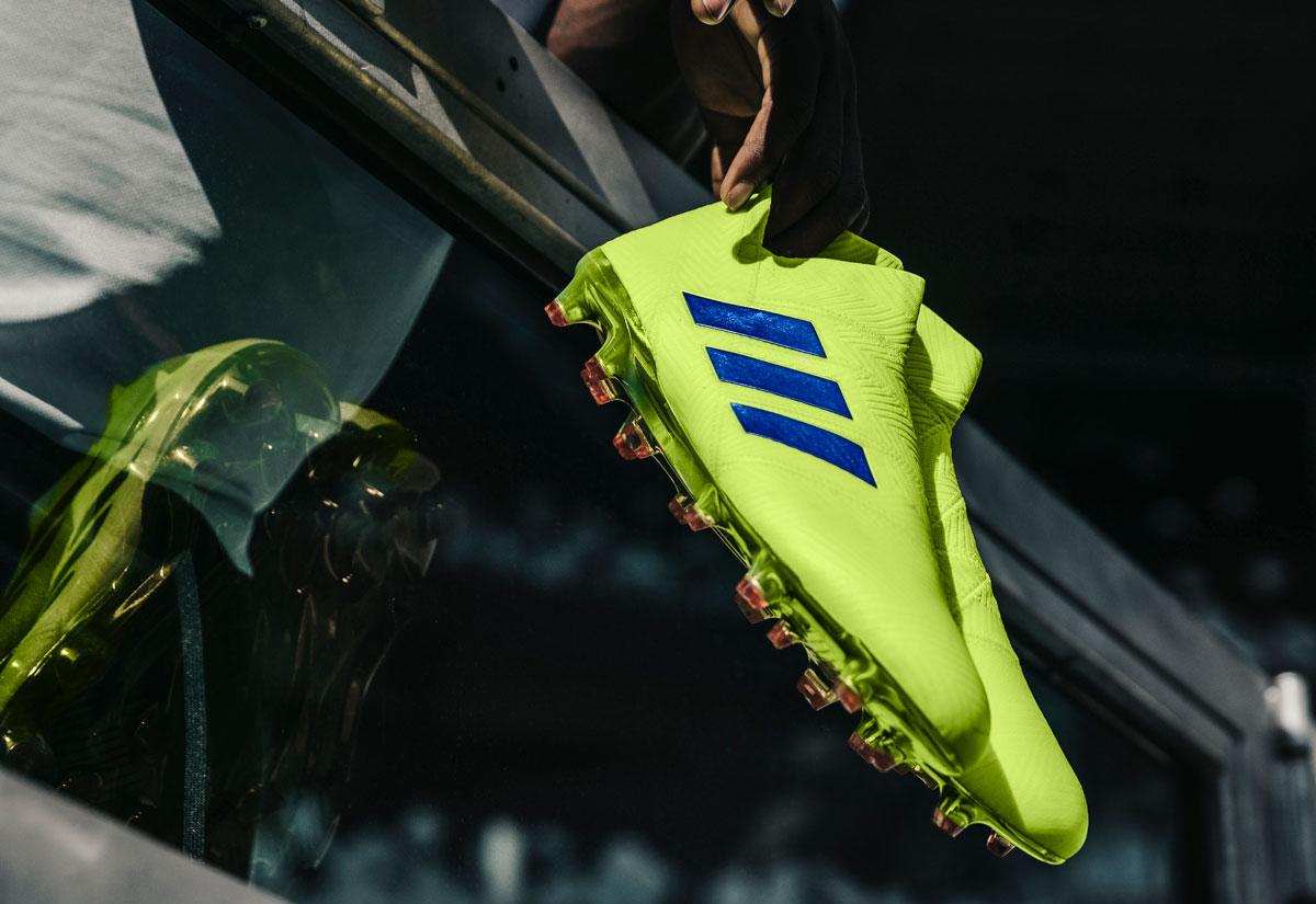 adidas exhibit pack: Nemeziz 18