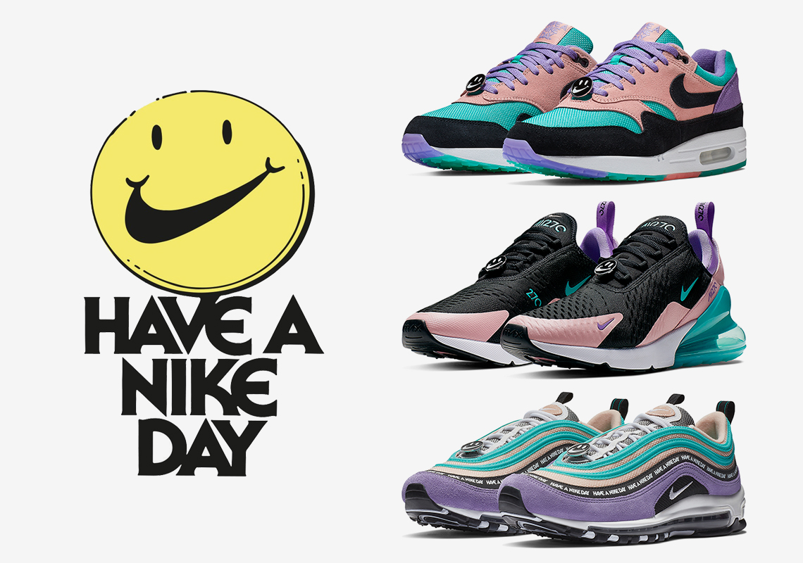 Have a Nike day három legjobb lépője