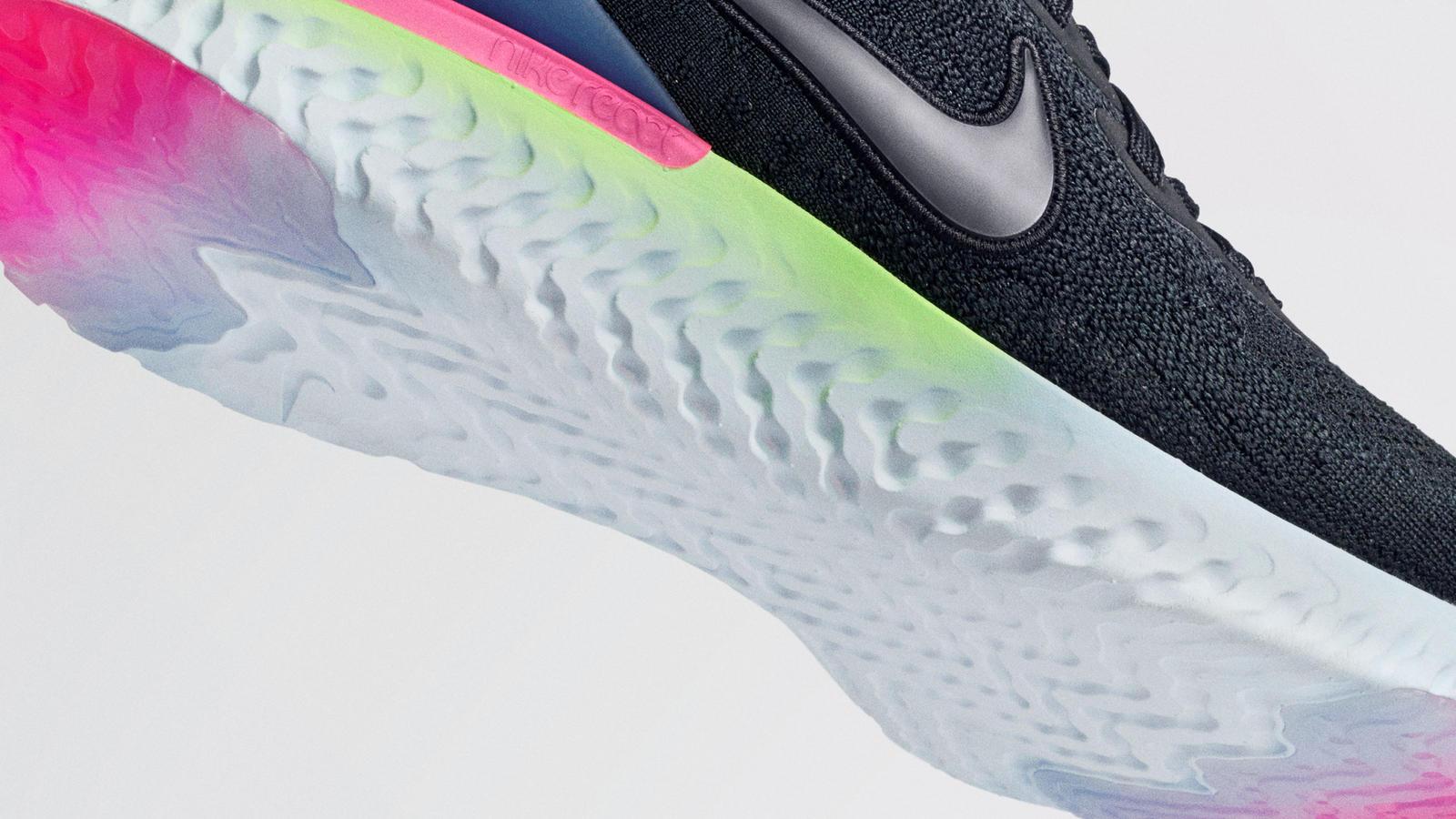 """Nike Epic React Flyknit 2.0 """"8-bit"""""""