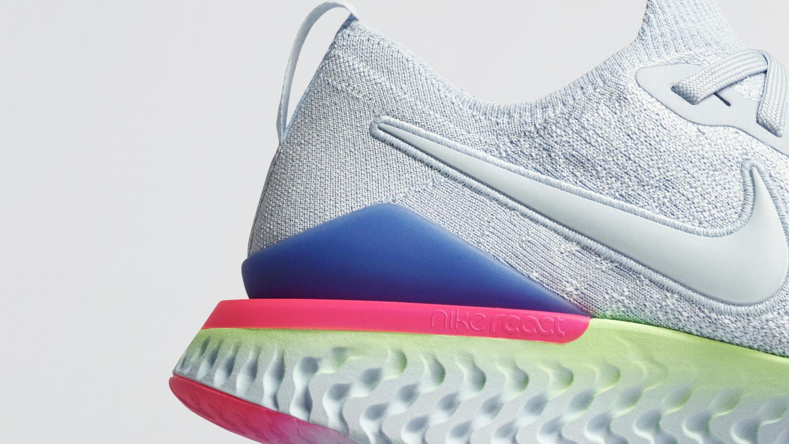 "Nike Epic React Flyknit 2.0 ""Pixel"""