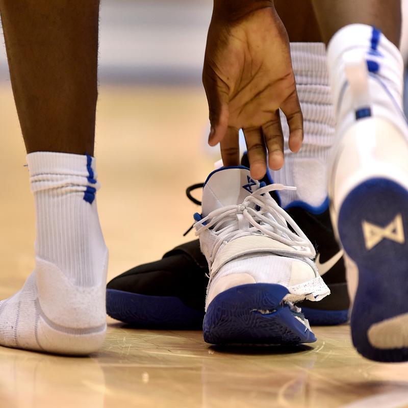 Zion Williamson x Nike és a sérülése