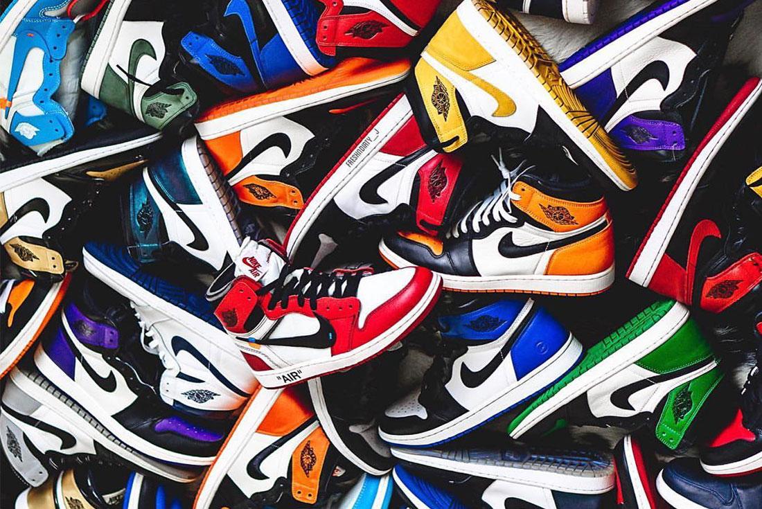 Air Jordan 1 halom