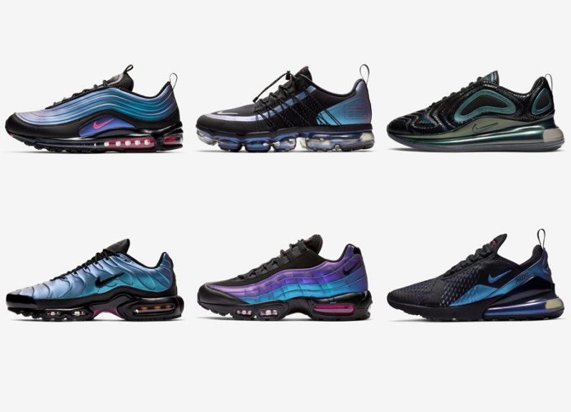 Nike Throwback Future pack a múlt, új köntösben