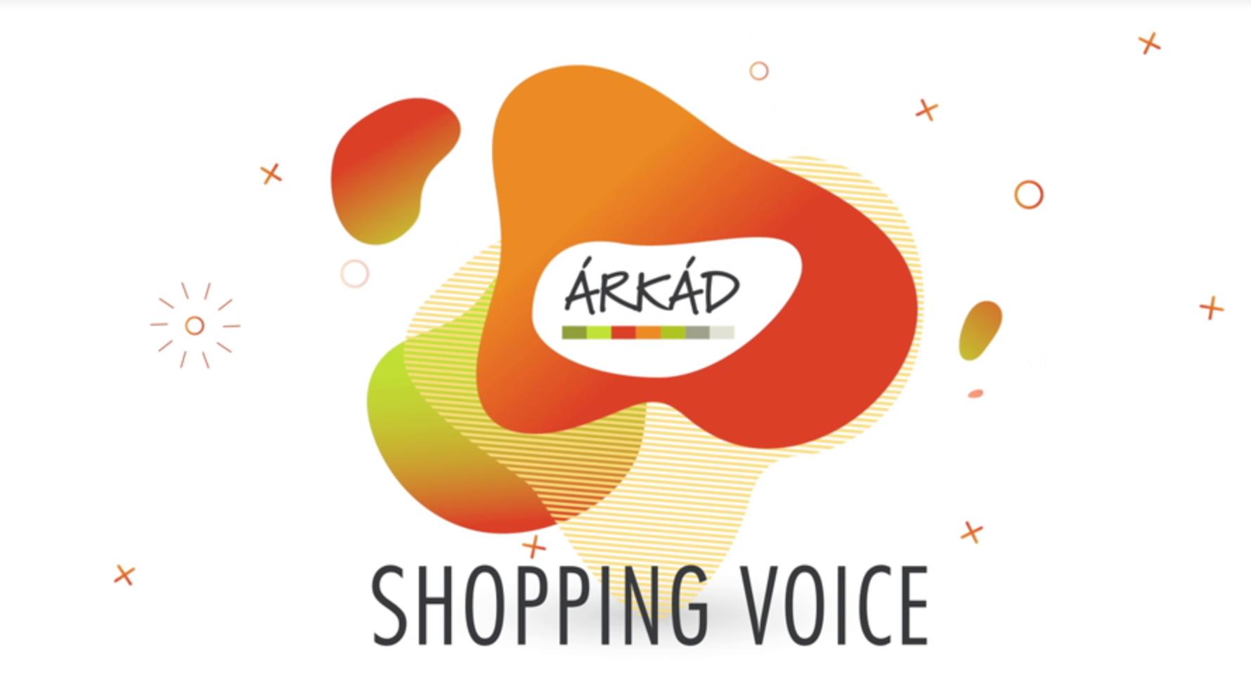 Indul az ÁRKÁD Shopping Voice játéka és mi is részt veszünk :P