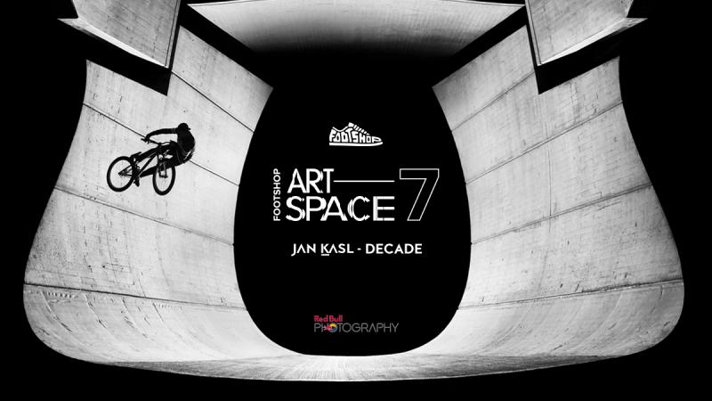 Footshop Art Space #7 X Red Bull pres. // Jan Kasl: Decade
