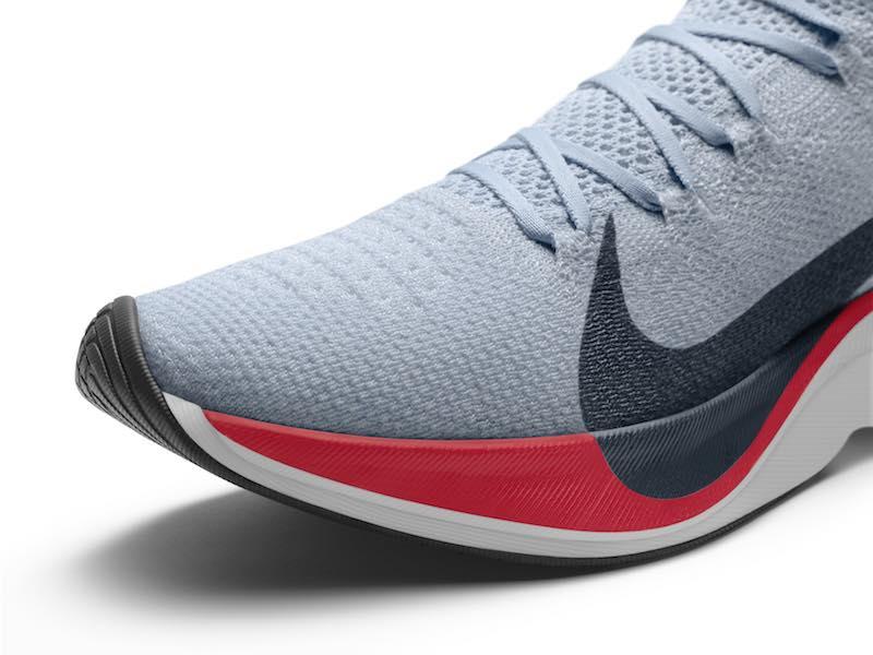 Nike Vaporly 4% - Feltűnően vastag talpszerkezet