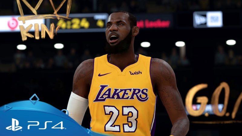 Footshop X PS4 presents // NBA2K19 Championship