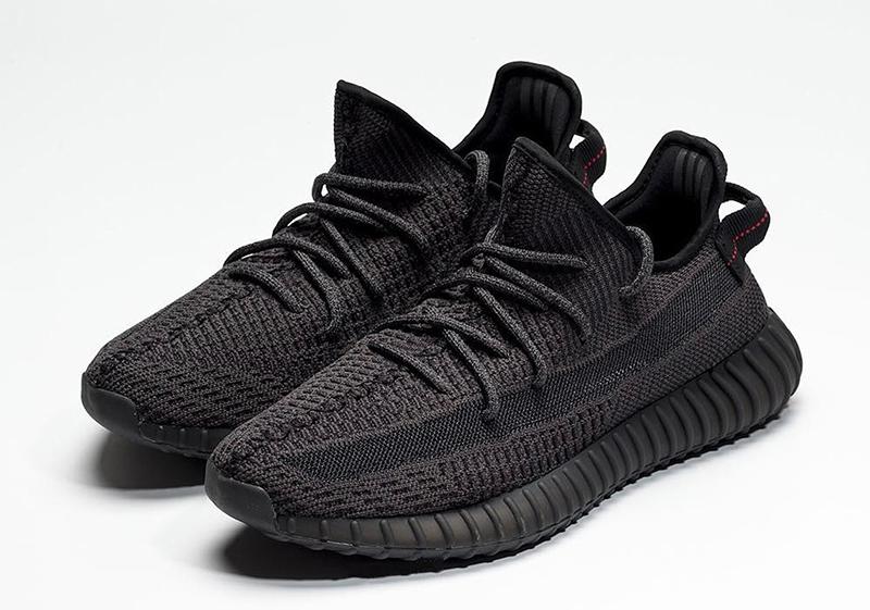 "Adidas Yeezy Boost 350 V2 ""Black"""