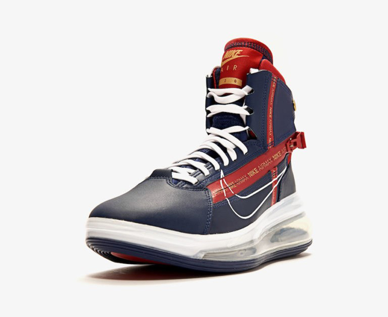 "Nike Air Max 720 Saturn ""Midnight Navy"""