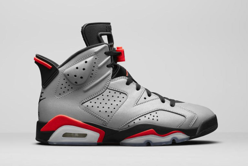 "Air Jordan 6 ""Reflections of a Champion"""