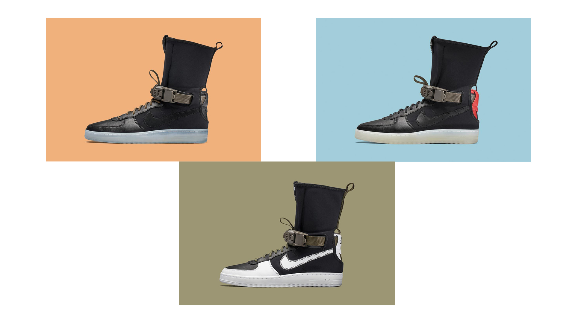 ACRONYM x Nike Downtown // Kép: SneakerFreaker
