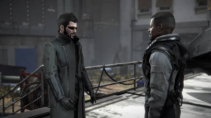 Az ACRONYM tervezte végső kabát a játékban.
