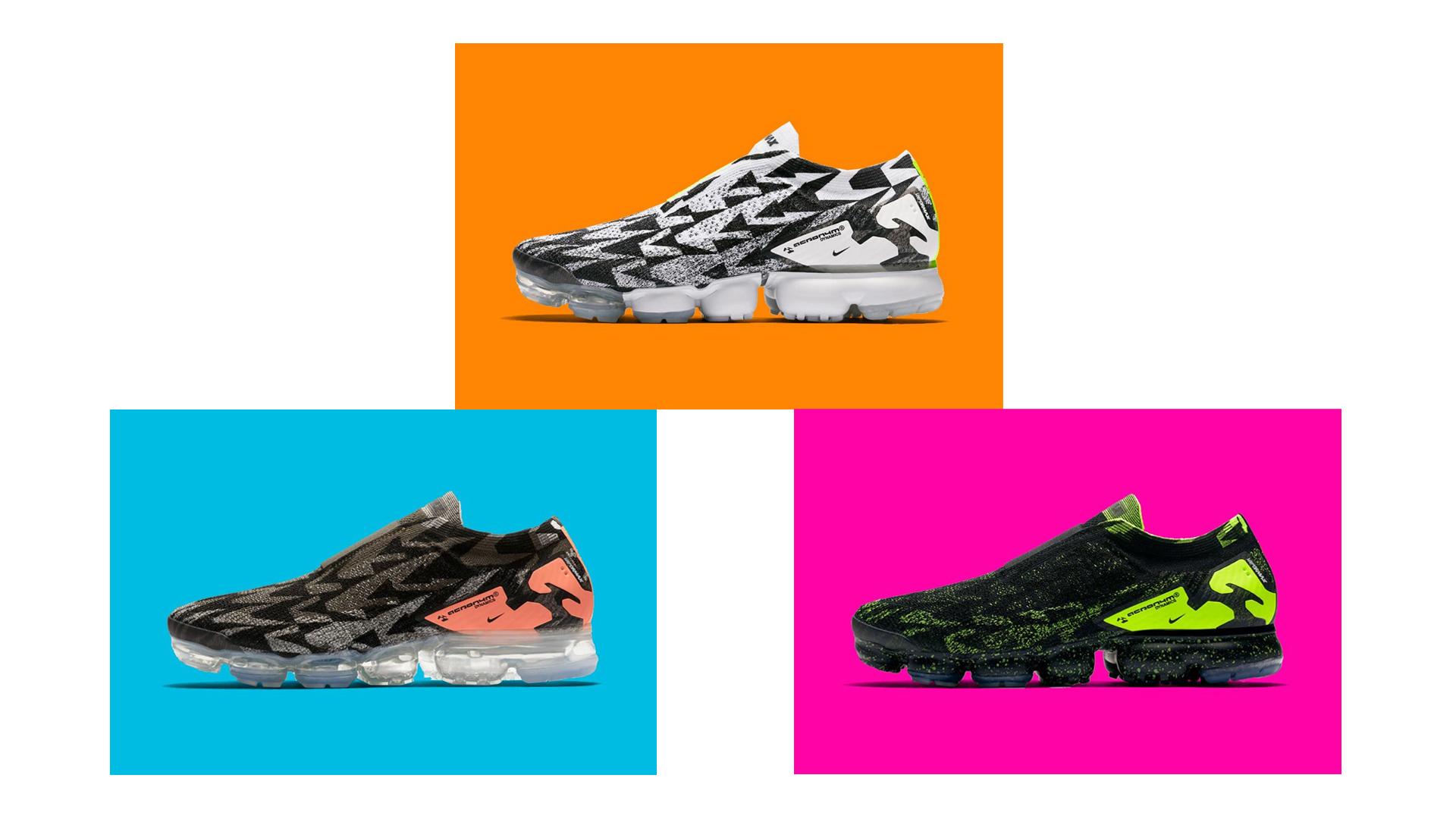 ACRONYM x Nike Vapormax Moc 2 // Kép: SneakerFreaker
