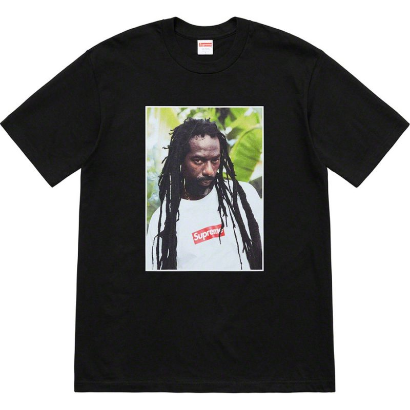 Buju Banton Photo Tee-je