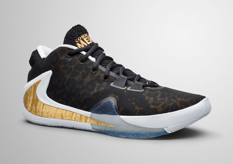 Giannis Nike Zoom Freak 1