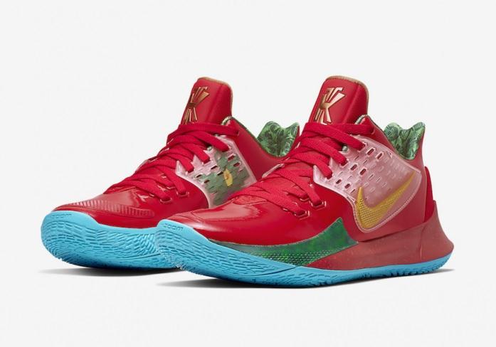 Nike Kyrie Low 2 Mr. Krabs