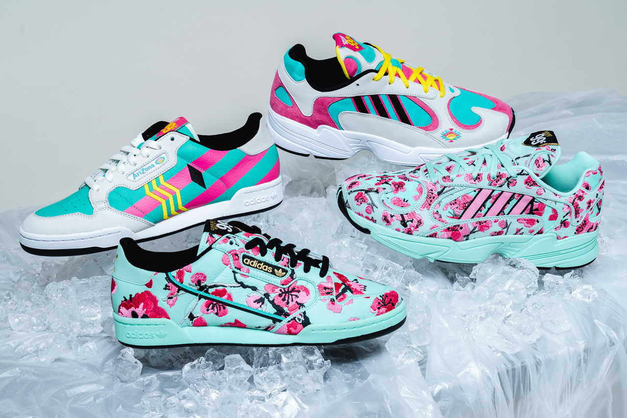 adidas Originals x AriZona Iced Tea cipők