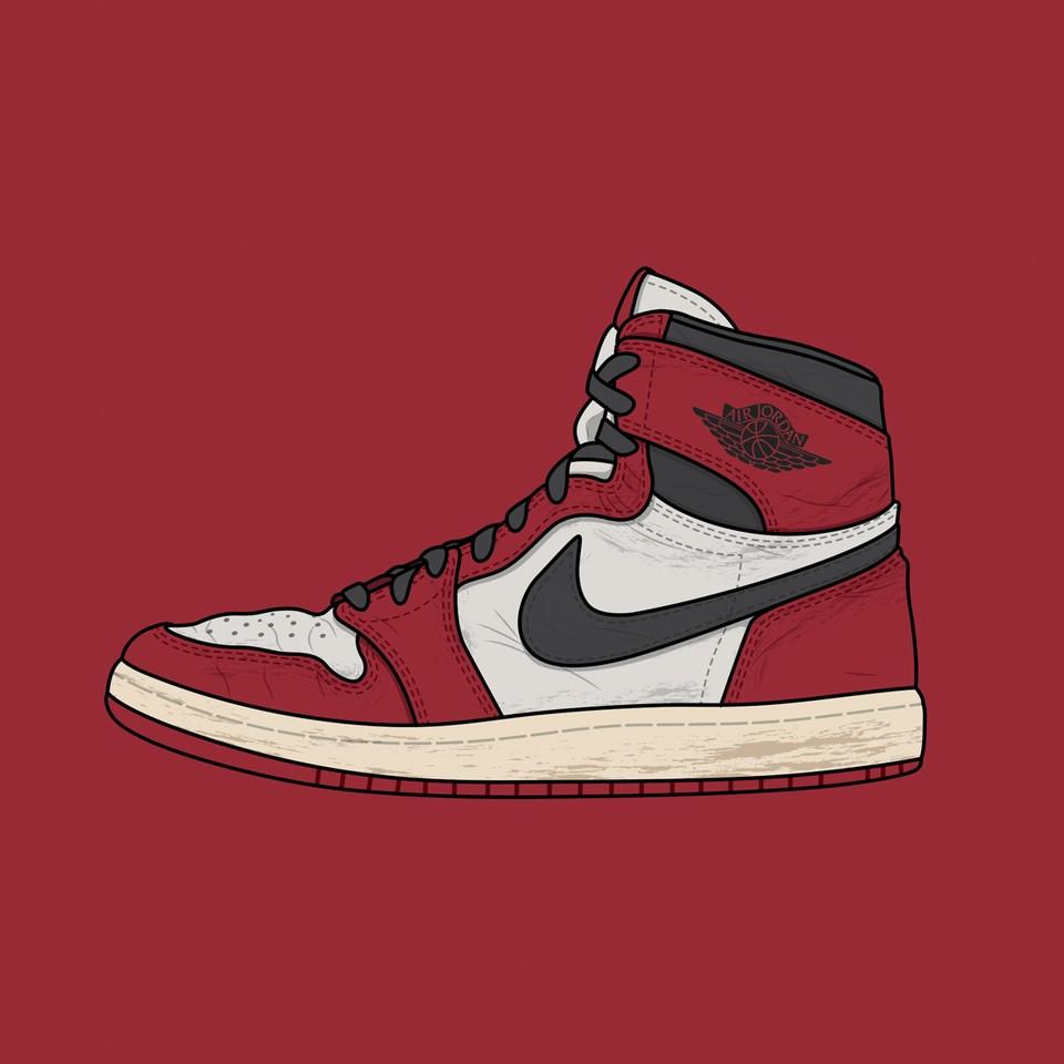 Nike Air Jordan 1 OG 1985