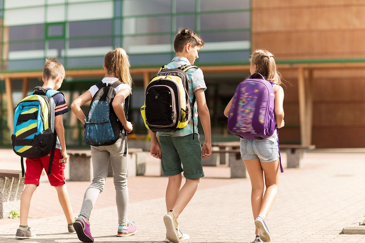 Milyen a jó hátizsák iskolatáskának?