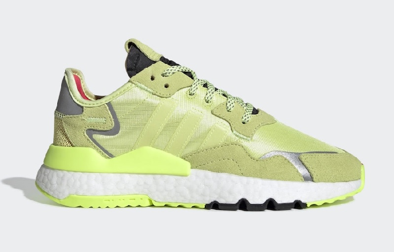 Adidas Nite Jogger Frozen Yellow