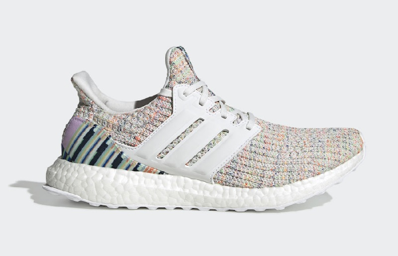 Adidas Ultraboost White Multi