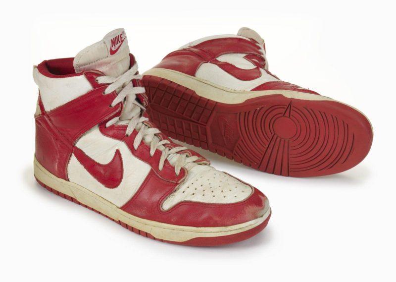 Nike Dunk 1985-ből - Kosárpályáról a gördeszka parkokig