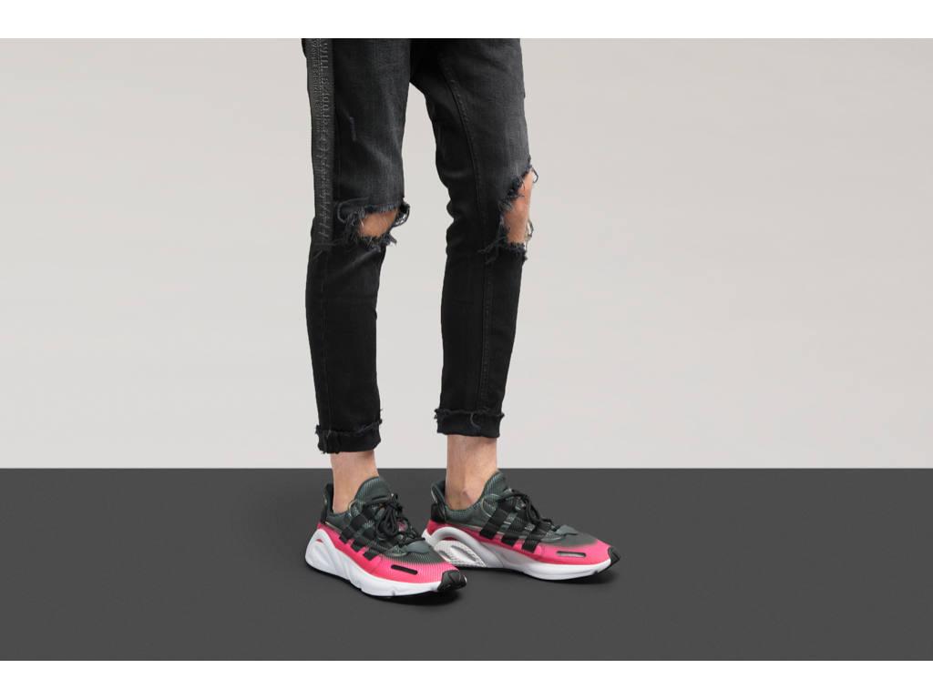 adidas LXCON fekete/piros