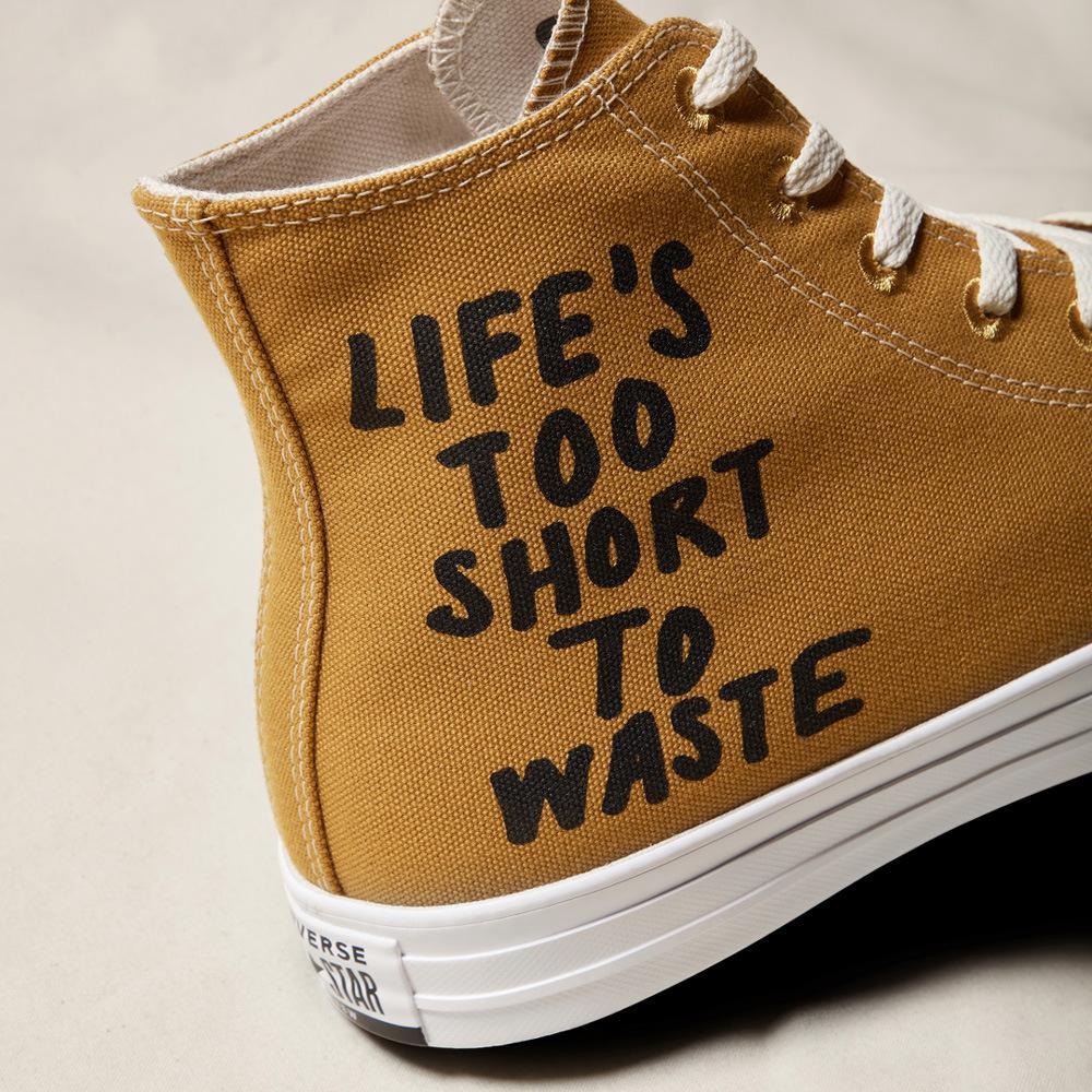Rövid az élet ahhoz, hogy pazaroljunk