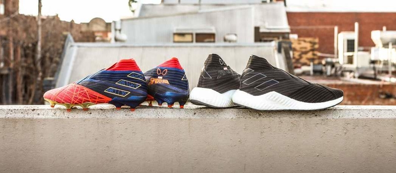 adidas NEMEZIZ 19+ és AlphaBOOST Spiderman edition